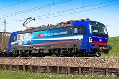 SBB Cargo International, 193 518-8 : Ticino