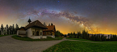 The Milky Way at the St. Jost Chapel [expored]