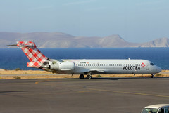 Boeing B717-2BL of Volotea