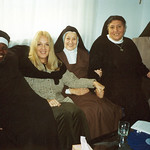 Nuns from various orders delighted with the chance to speak with Vassula