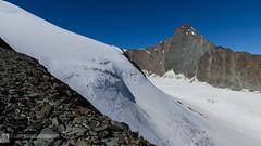 Punta Rossa (4° giorno del trekking in Valle D'Aosta)