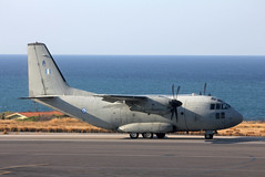 Alenia C-27J of Hellenic Air Force