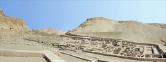 Le village des artisans de la Set Maât (Thèbes ouest, Égypte)