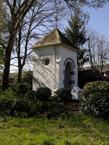 Hilvarenbeek - Maria Troosteres der Bedrukten kapel