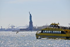 Water taxi - New York City