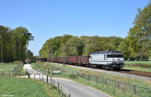 Rail Force One 1829, Rheden, 22-4-2020 10:47
