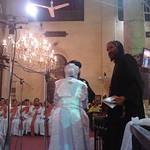 الراهب القمص حياة الأثيوبي المحرقي مع قداسة البابا شنودة (9)
