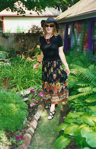Another Outfit; Same Patty's Garden