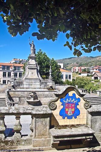 Jardim da República - Lamego - Portugal 🇵🇹