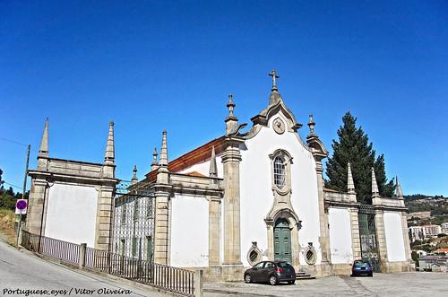 Capela do Cemitério de Santa Cruz - Lamego - Portugal 🇵🇹