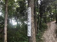 Porter Hill Sign