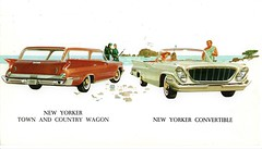 1961 Chrysler New Yorkers