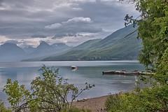 Lake McDonald at Apgar Village