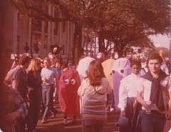Pac-Man Ghosts, Mardi Gras Day 1981