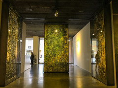 Anselm Kiefer exhibition, white cube, London, England