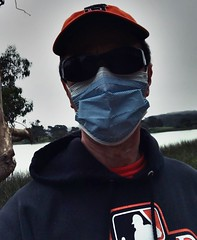 #Sunday #April 26, #2020  #LakeMerced #walk ,  #Quarantine still #on for #Covid19 #Pandemic ,    #SF #SanFrancisco #Exercise #theLake #SFist #cardio