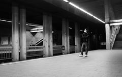 Loneliness in the underground