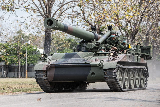 戰甲砲車回流專長班20200421