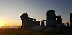 Stonehnege Stone Circle. Wiltshire