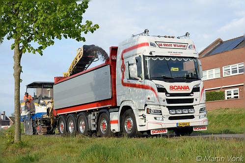 Scania G 450 NG Highline (2020-2)
