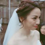 王依潔-Edea訂婚+婚禮造型