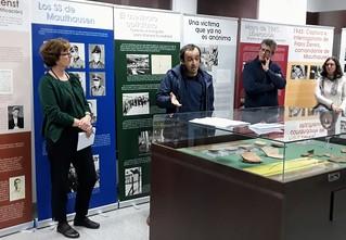 Conferencia de Benito Bermejo sobre los deportados españoles en campos de concentración