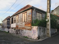Old Wooden Buildings