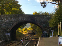 Carrog Station, North Wales