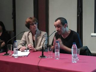 Conferencia de Benito Bermejo en A Coruña