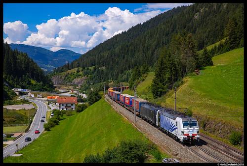 Lokomotion 193 770, Wolf am Brenner 27-07-2018