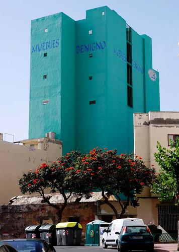 Muebles Benigno, Telde