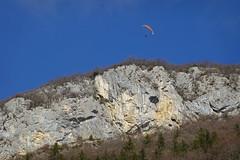 Paraglider @ Menthon-Saint-Bernard