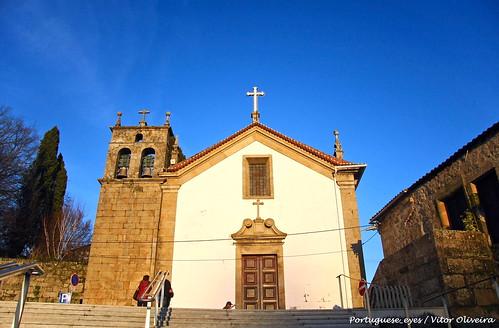 Igreja Matriz de São Pedro do Sul - Portugal 🇵🇹