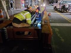 Construction Continues on Metro-North's Sixth Avenue Bridge