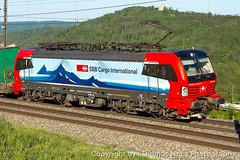 SBB Cargo International, 193 473-6 : Luino