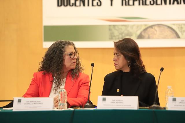 06/02/2019 Comisiones unidas de educacion y puntos constitucionales/Audiencias Públicas