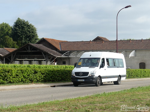 MERCEDES-BENZ Sprinter Transfer - _ - Aquitaine Cars