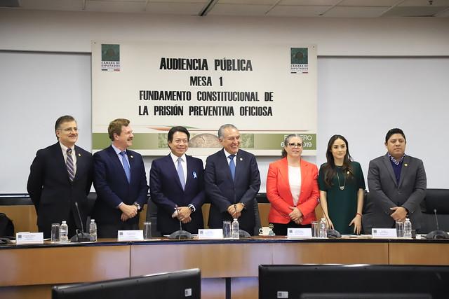 06/02/2019 Inauguración Audiencias Públicas