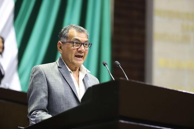 06/02/2019 Tribuna Dip. Victor Adolfo Mojica Wences