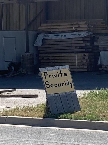 Privite Securidy