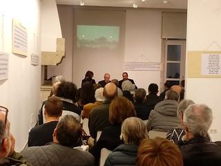 2019 Marzo. Conferencia sobre correspondencia carcelaria. A Coruña