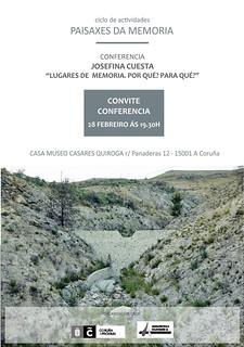 Conferencia de Josefina Cuesta