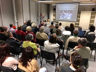 2019 Febrero. Conferencia de Carlos Hernandez. Ferrol (A Coruña)