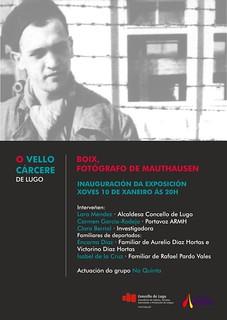Presentación de la exposición sobre Francesc Boix