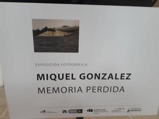 """Inauguración de la exposición """"Memoria Perdida"""" (Lugo)"""