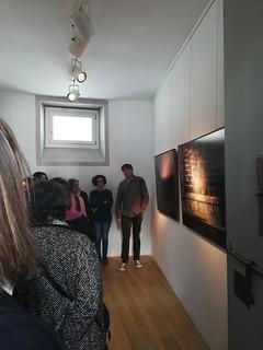 """2019 Marzo. Inauguración de la exposición """"Memoria Perdida"""". Lugo"""