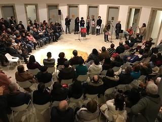 2019 Enero. Presentación de la exposición sobre Francesc Boix. Lugo