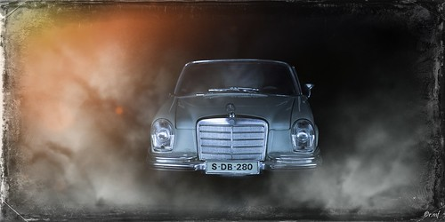 Mercedes 280SE 1966