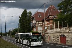 Mercedes-Benz Citaro G – Transdev TVO (Transports du Val-d'Oise) / STIF (Syndicat des Transports d'Île-de-France) n°6104