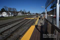 MNR Port Jervis Station